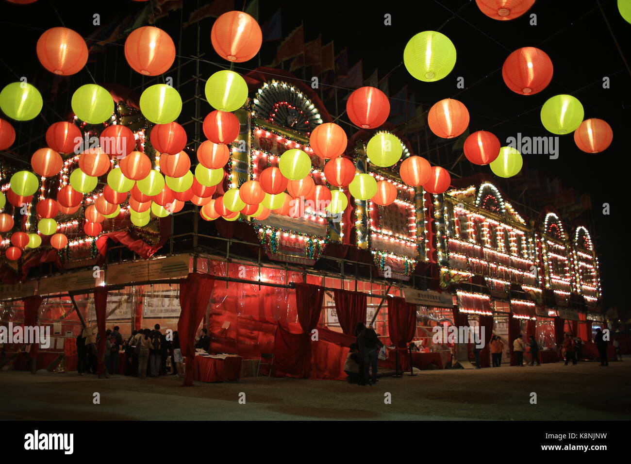 Chinese lantern festival. Photo-essay