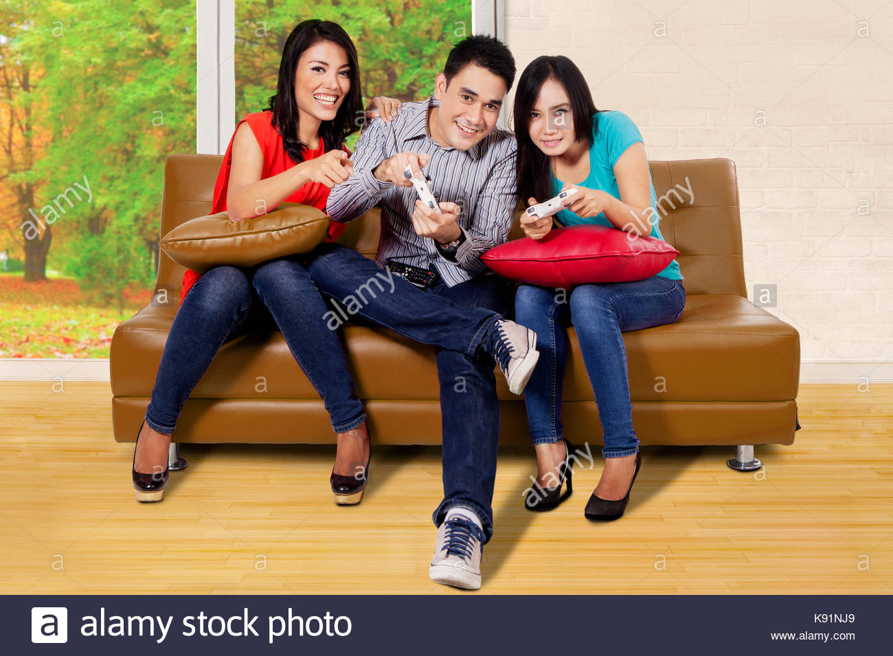 Friends Laughing Hard Stock Photos Amp Friends Laughing Hard