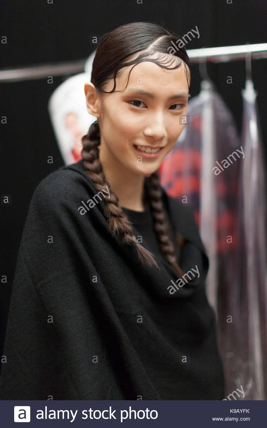 Jesus Makeup New York Fashion Week