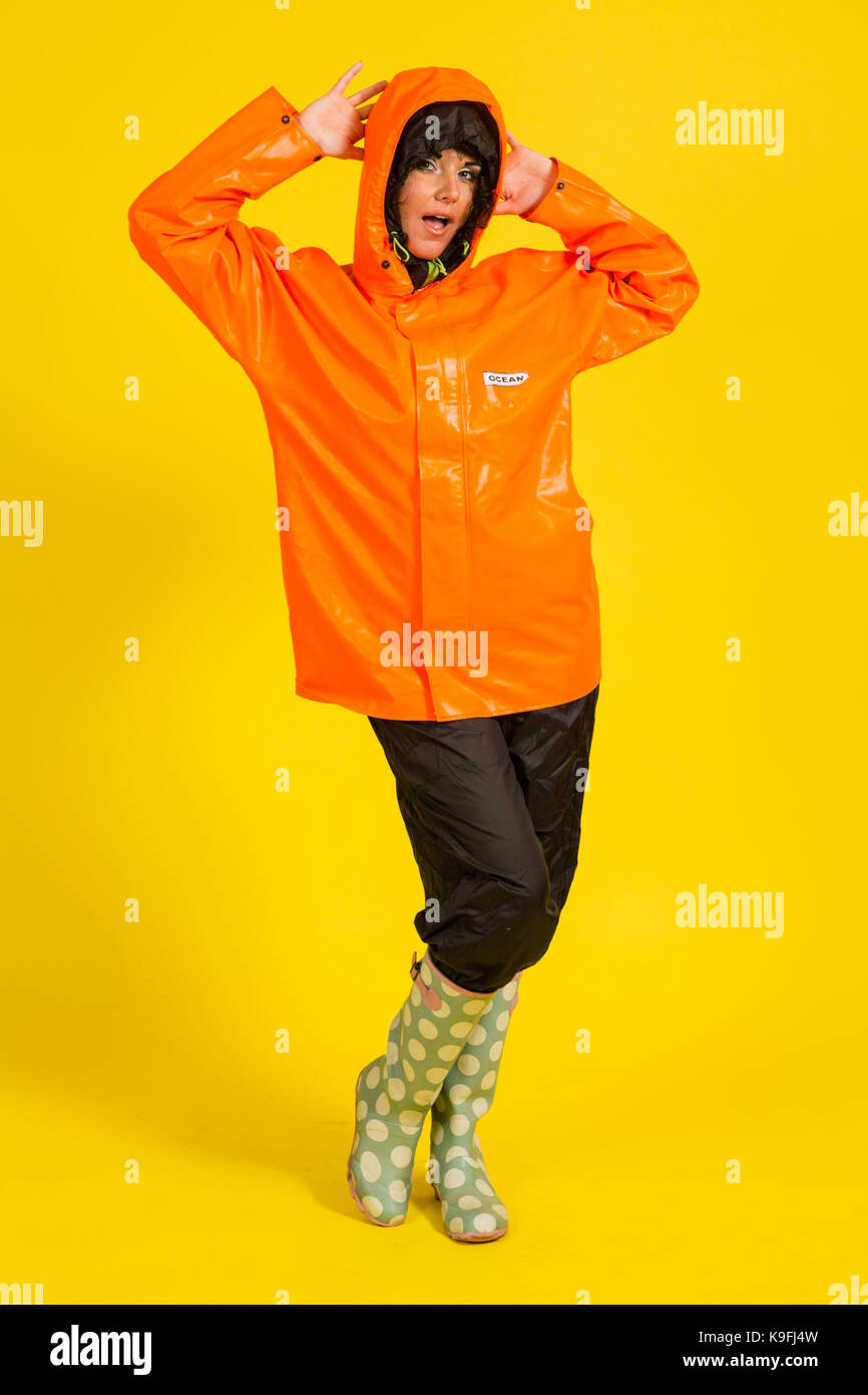 Opinion young girls raincoats can
