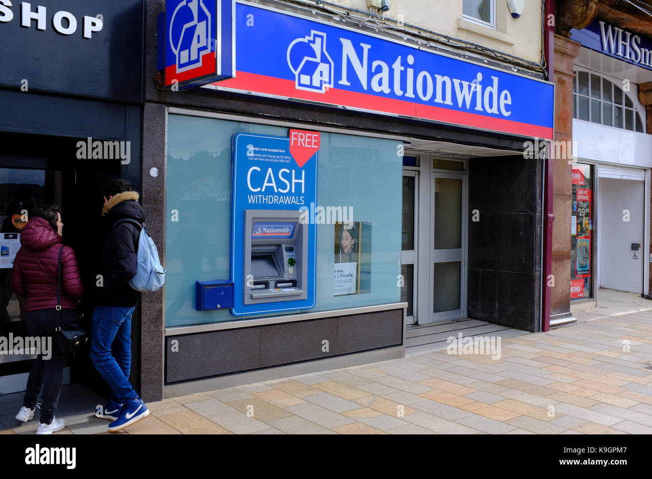 Leeds Building Society Newcastle Branch