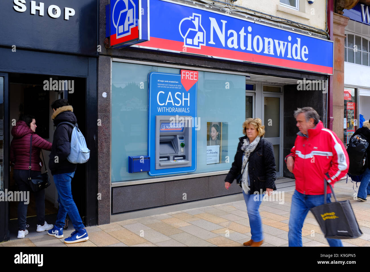 Nationwide Building Society Branches Uk