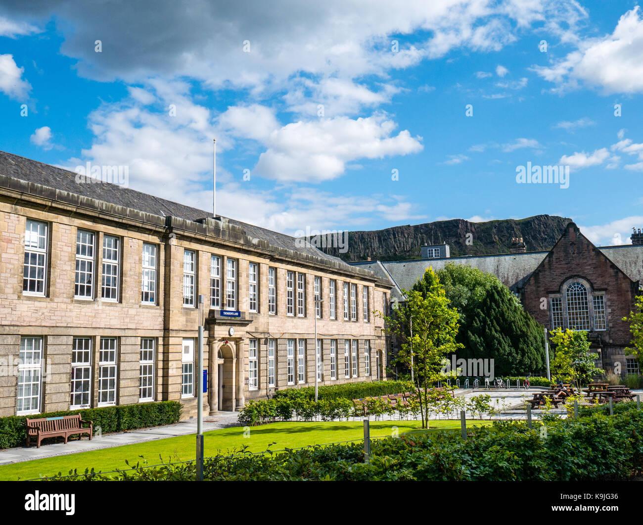 Edinburgh university old college stock photos edinburgh for Classic house edinburgh