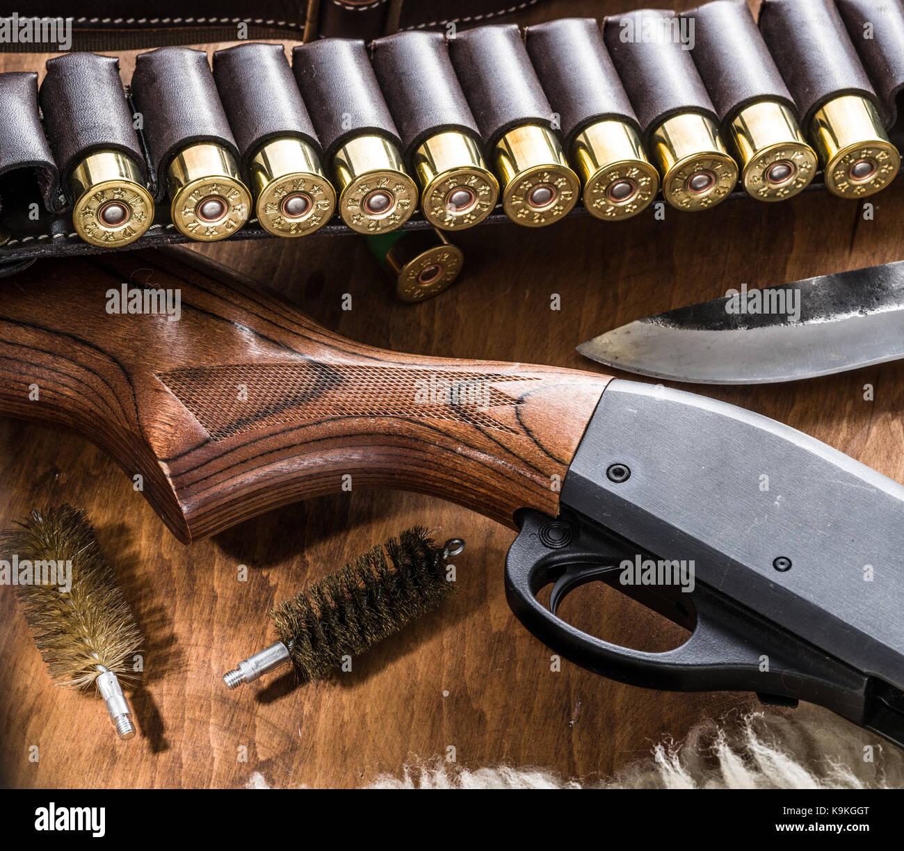 Shotgun cartridge stock photos shotgun cartridge stock for 12 gauge shotgun lying on the floor