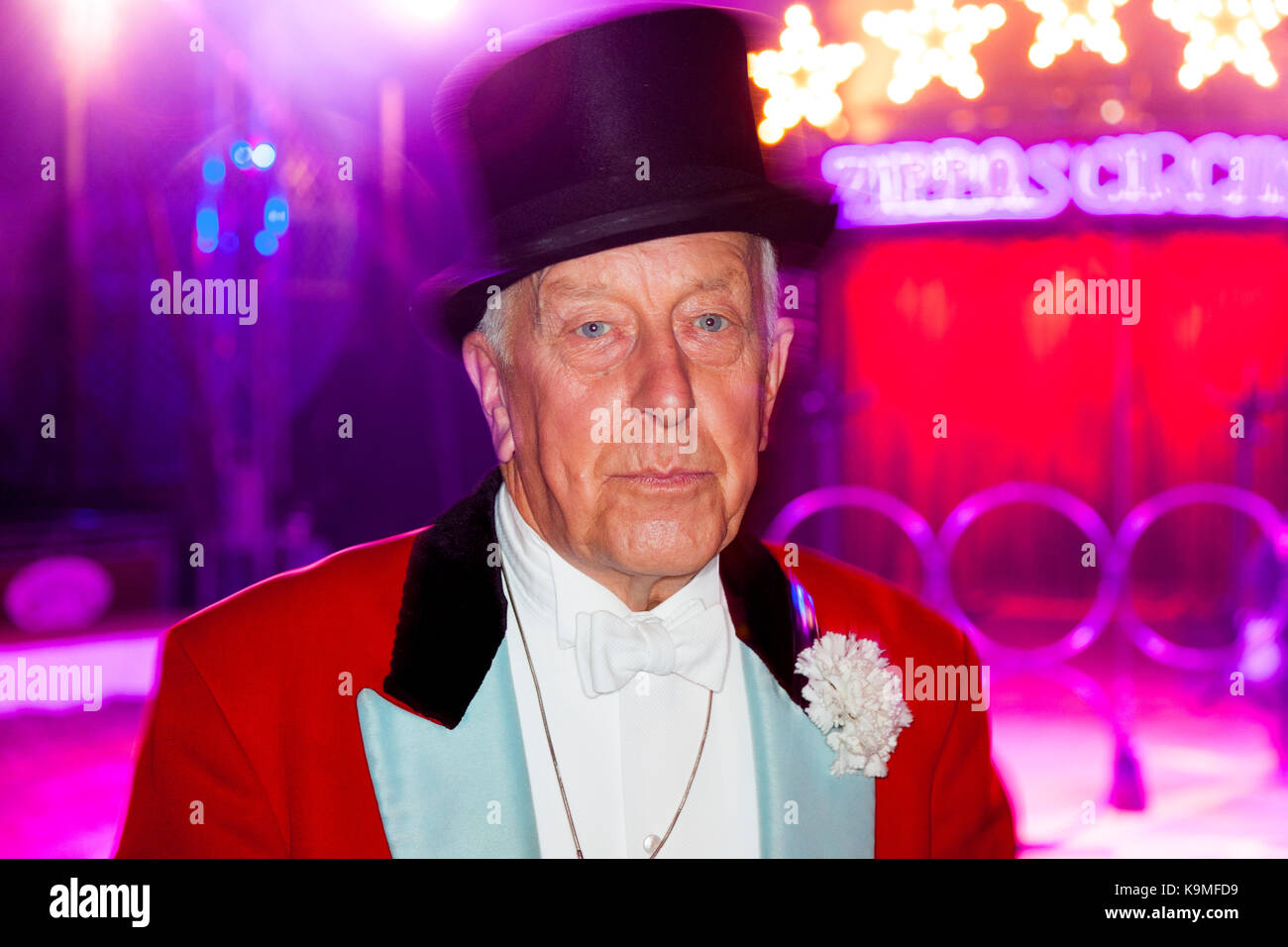 Congressional Circus >> The Ringmaster Stock Photos & The Ringmaster Stock Images - Alamy