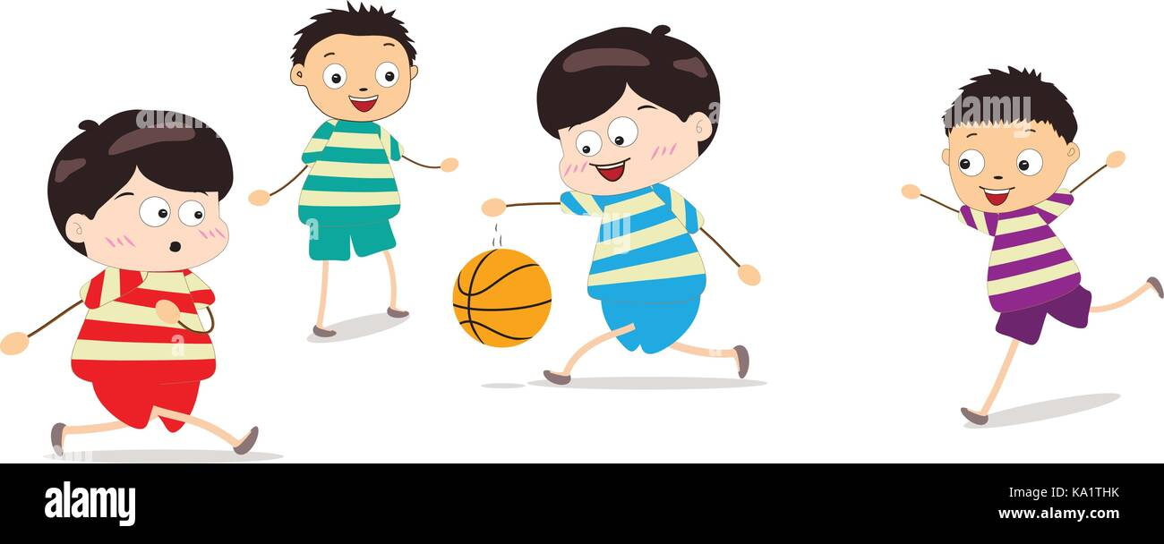 Little Girl Playing Volleyball Stock Photos & Little Girl ...