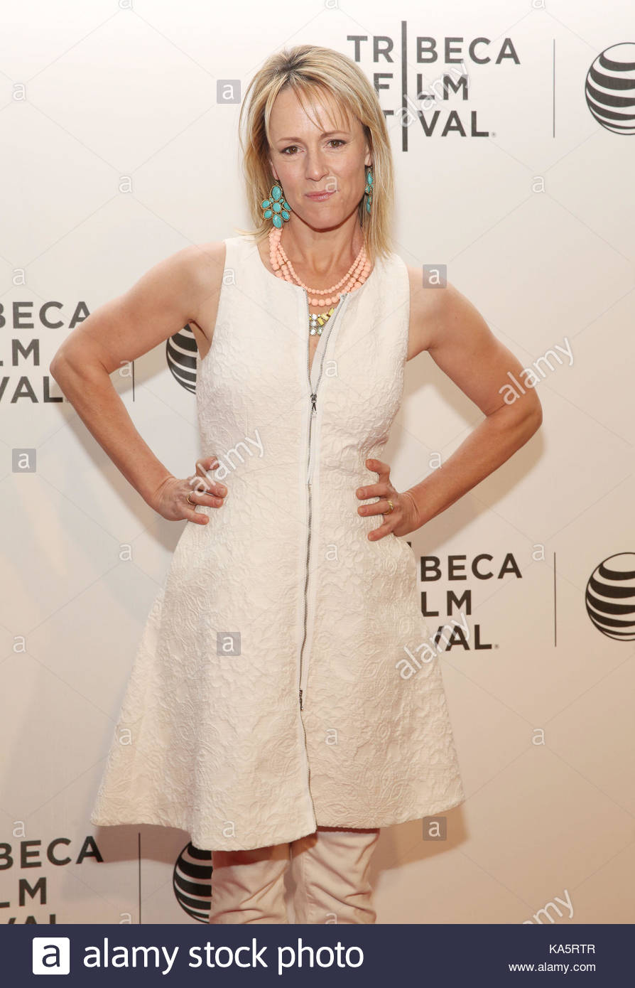 Mary Stuart Masterson. Tribeca Talks: After the Movie: 'NOW: In the Wings on a World Stage' during the 2014 - Stock Image