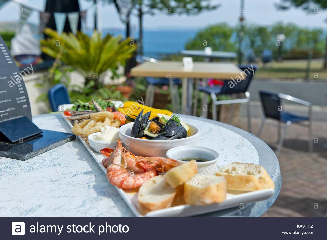 Seafood Restaurant Torquay