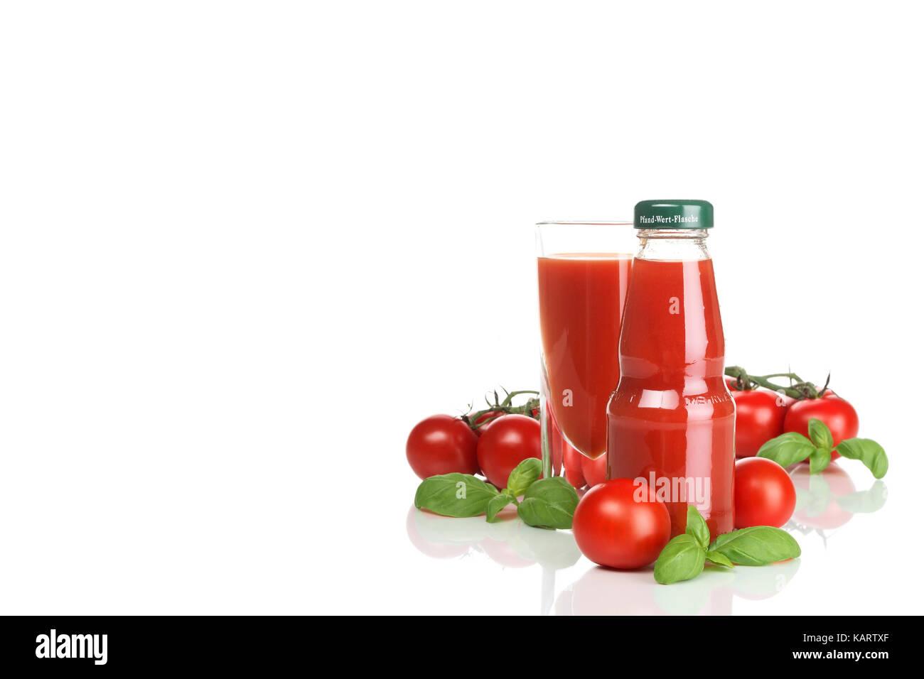 mit tomatensaft abnehmen