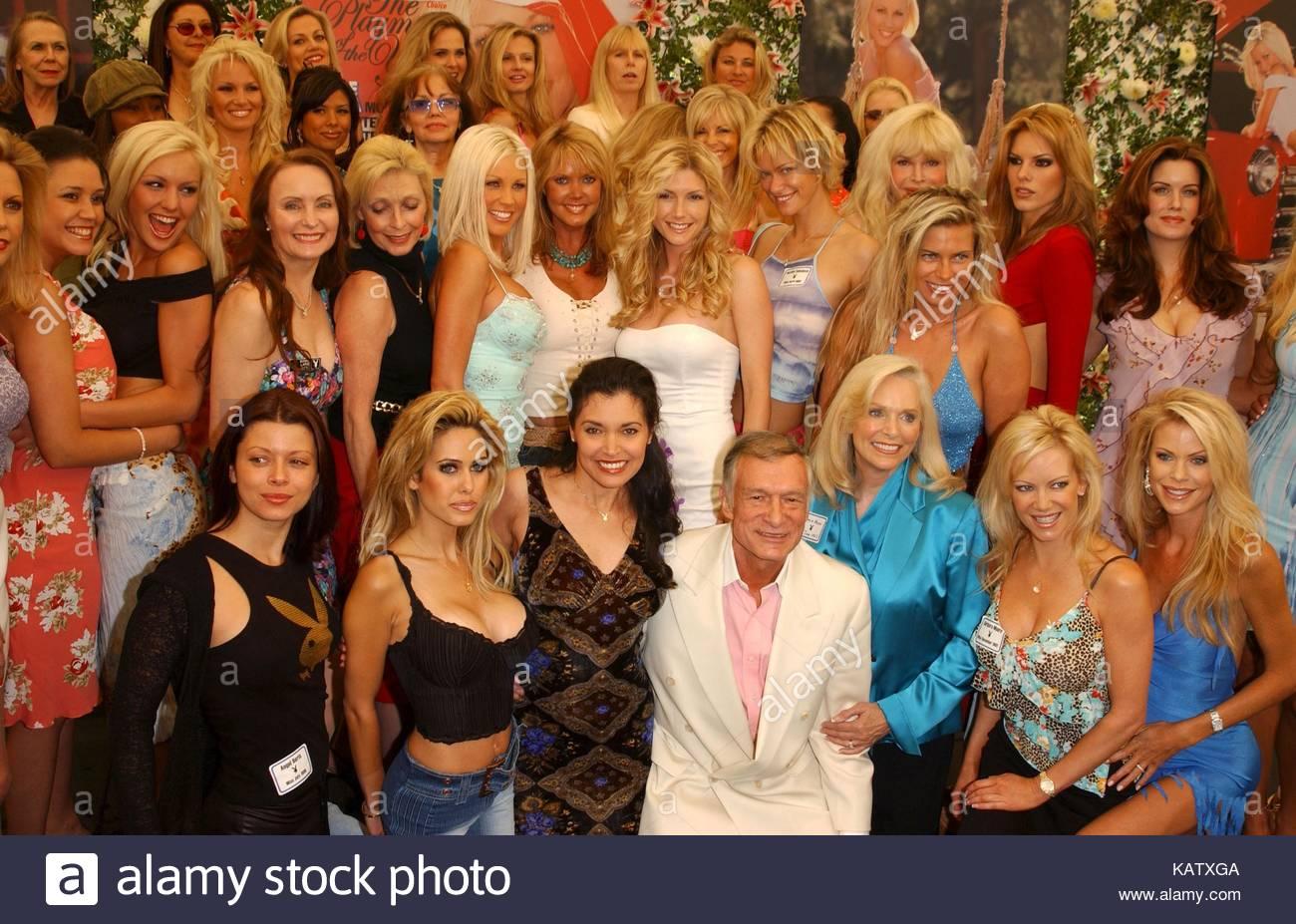 Playboy Mansion And Hugh Hefner Stock Photos & Playboy ...  Playboy Mansion...