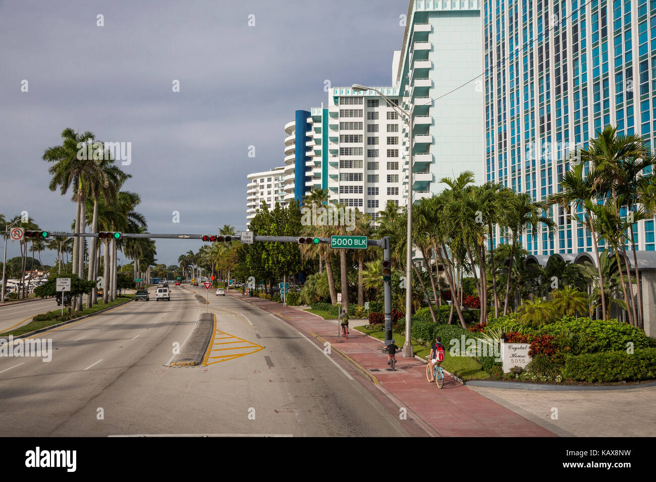 Breakfast On North Miami Beach