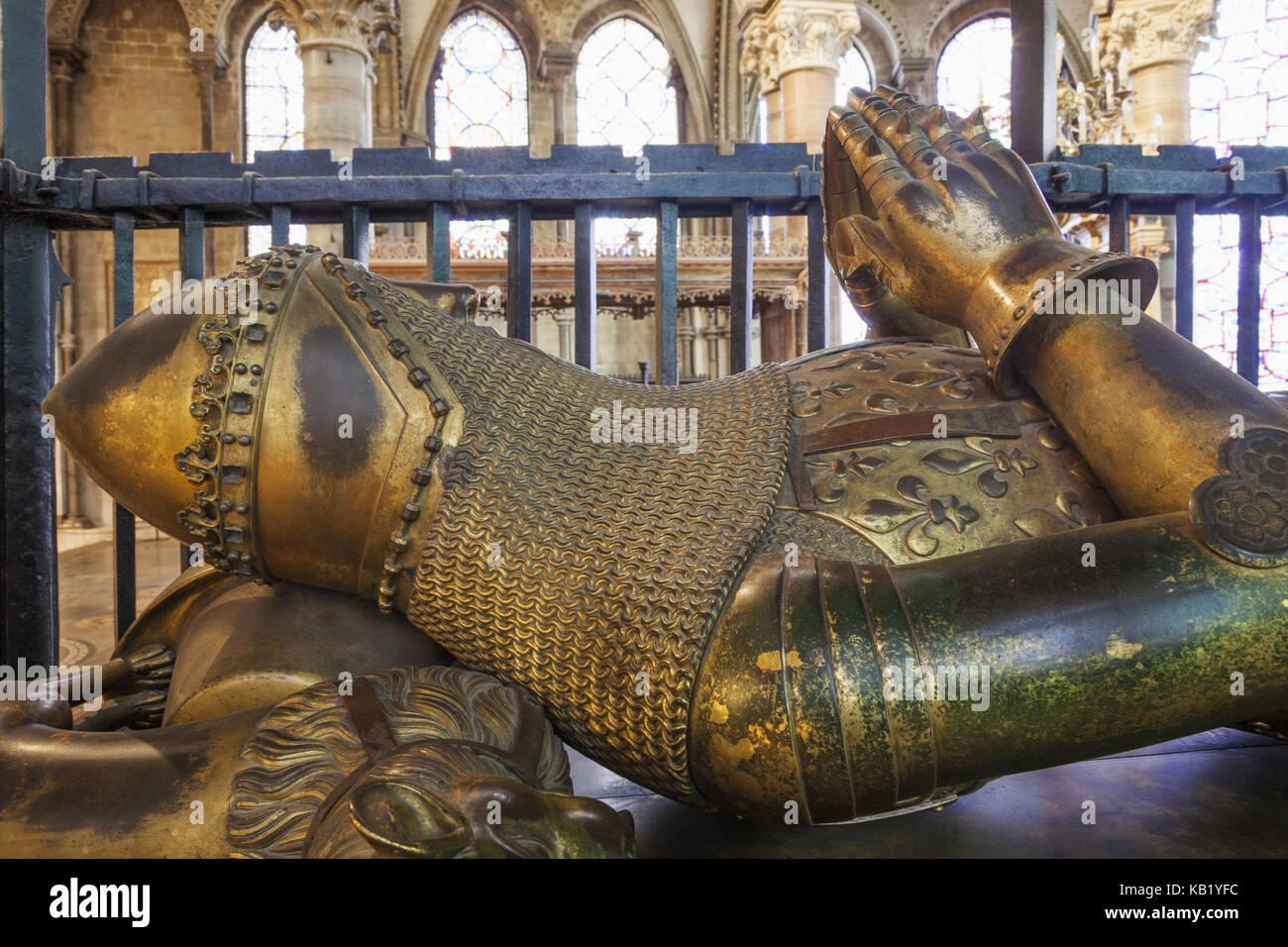 Canterbury cathedral black prince