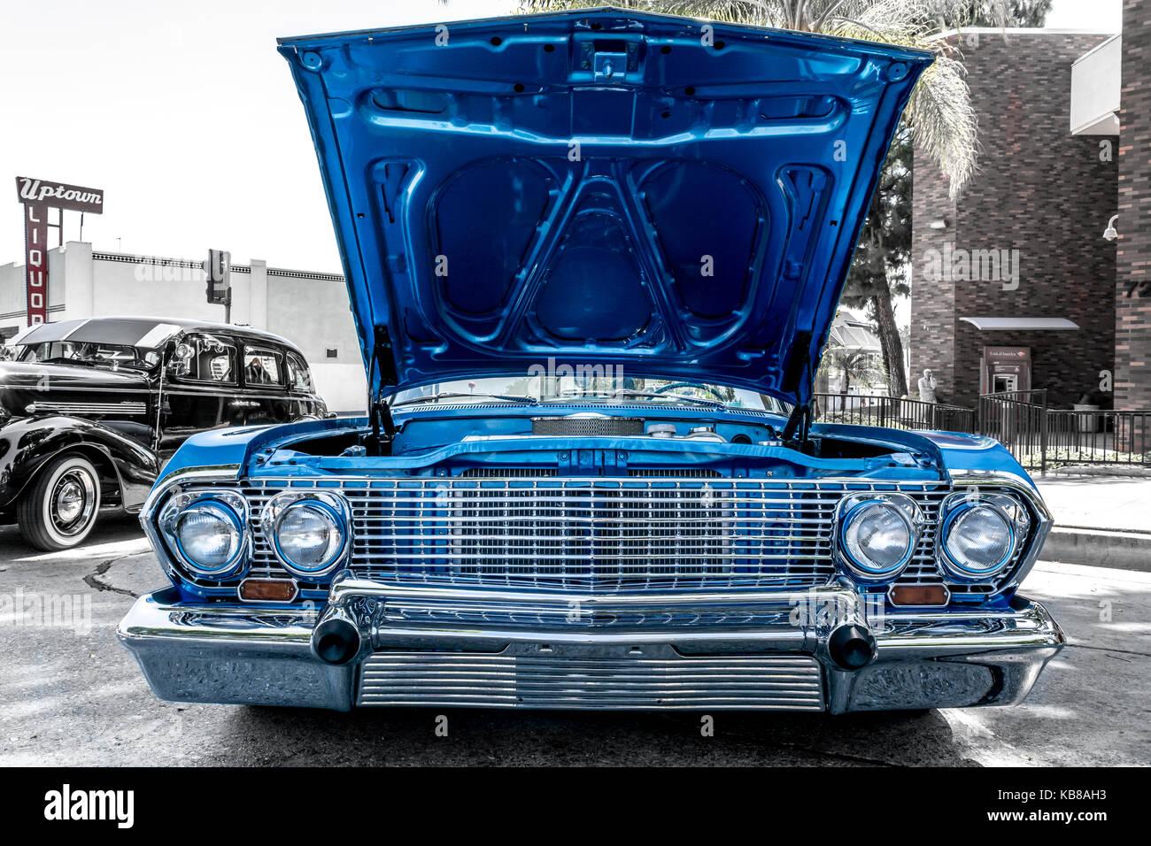 Uptown Car Show Gig Harbor