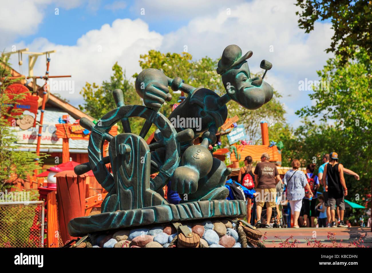 Cartoon Characters Universal Studios : Universal studios florida stock photos