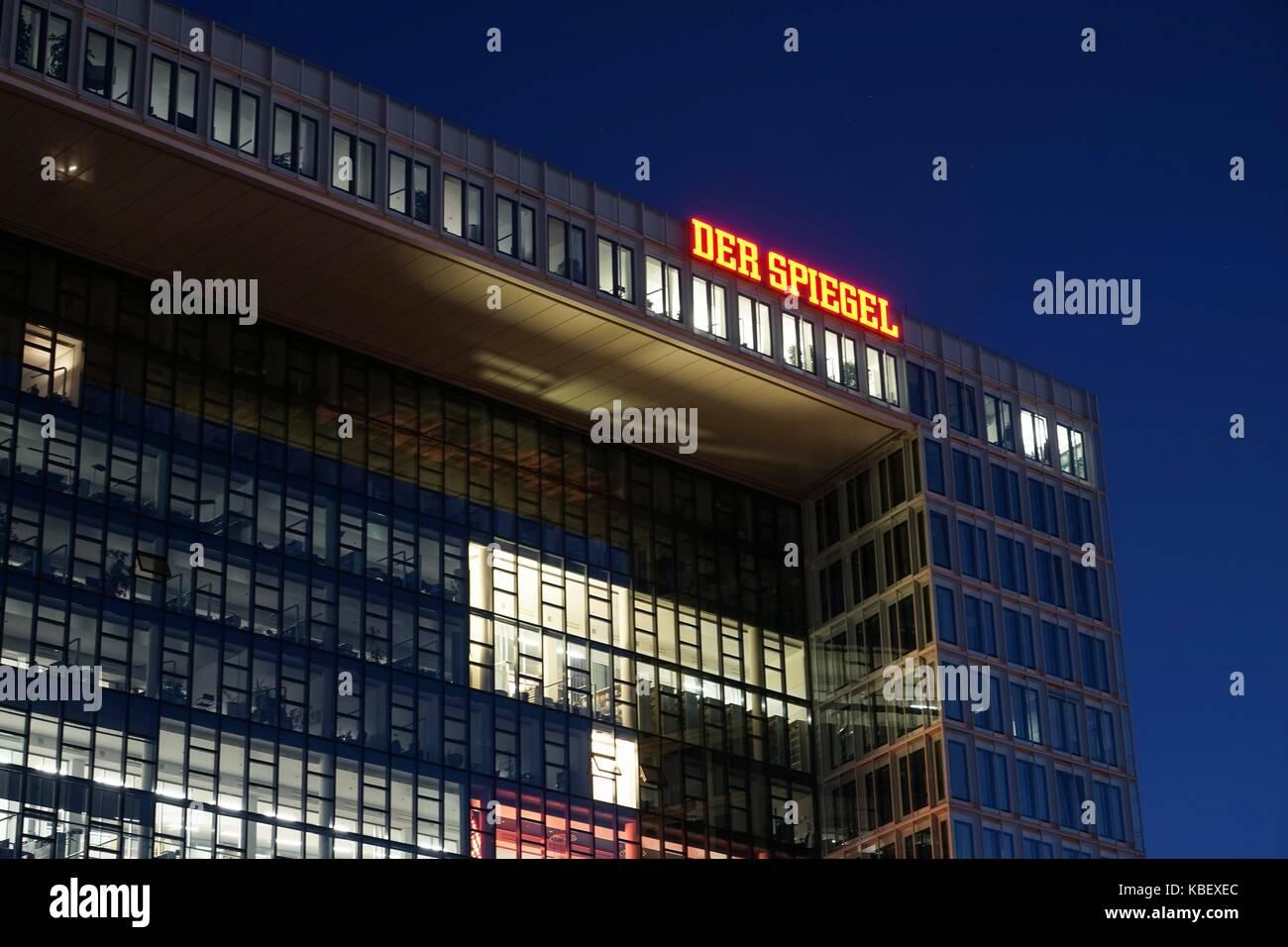Spiegel affair stock photos spiegel affair stock images for Der spiegel hamburg