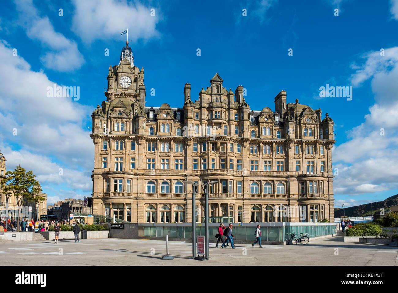 Hotels Near Princes Street Edinburgh