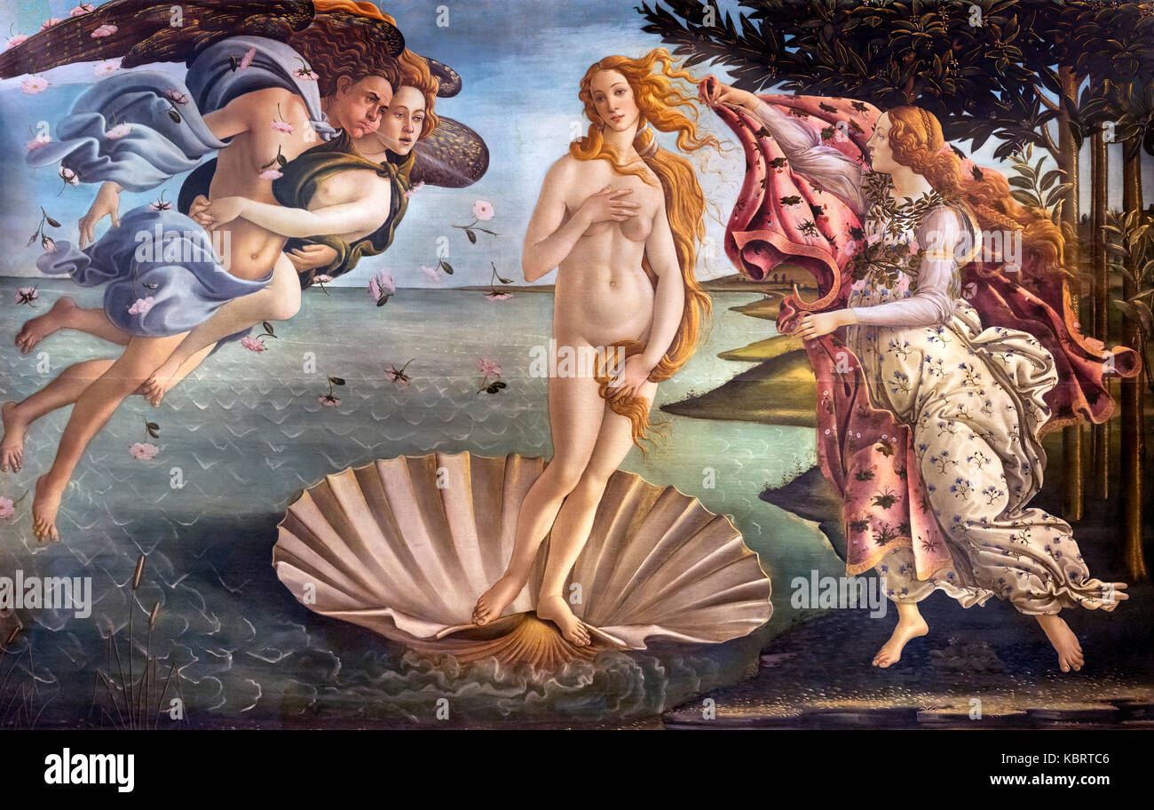 an analysis of the artwork the birth of venus by botticelli Art explication: the birth of venus by botticelli 1 quick sketch: complete a quick sketch of the major elements in this painting 2 color and light: during the.