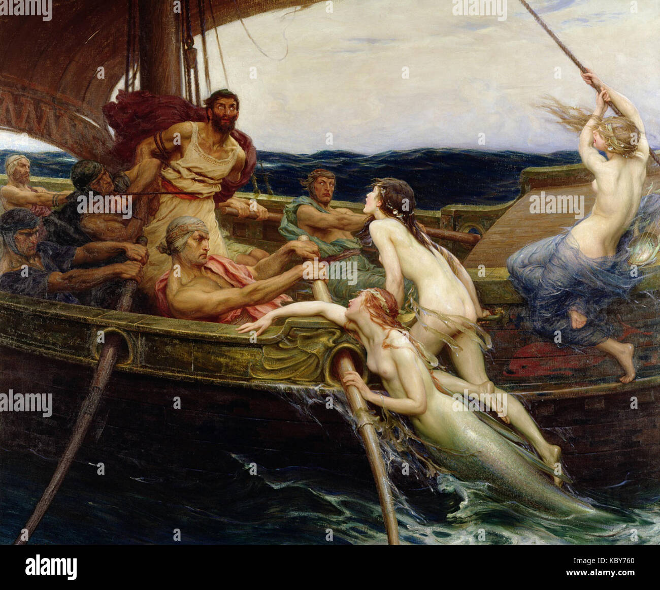 an analysis of homer and atwoods depiction of the sirens in the odyssey Atwood's siren song contains several allusions to homer's epic poem the odyssey due to the sirens themselves and the way that.
