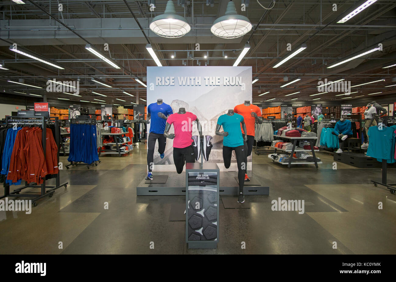 Factory Outlet Mall Stock Photos Factory Outlet Mall Stock Images Alamy