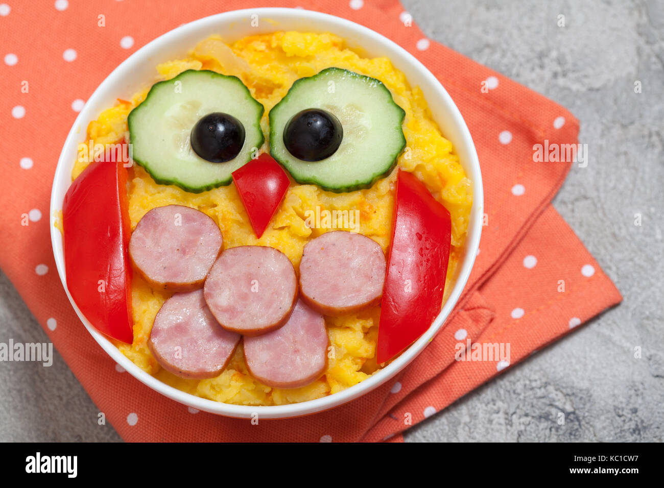 Cucumber Baby Food Puree
