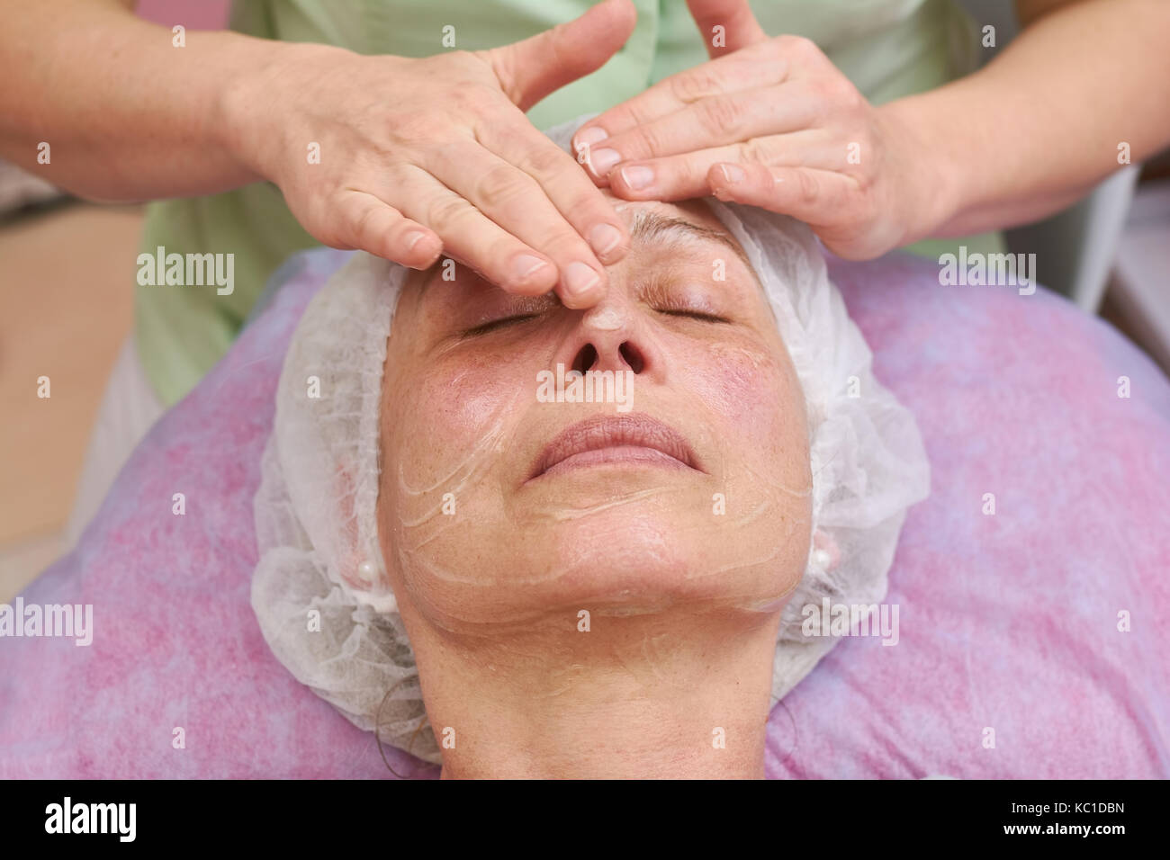 Facial Gel Mask 10