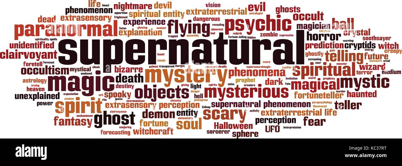 extrasensory perception a supernatural Extrasensory perception: the ability to know things that will happen in the future or what someone else is thinking extrasensory perception noun esp halloween noun  free thesaurus definition of magic or supernatural from the macmillan english dictionary.