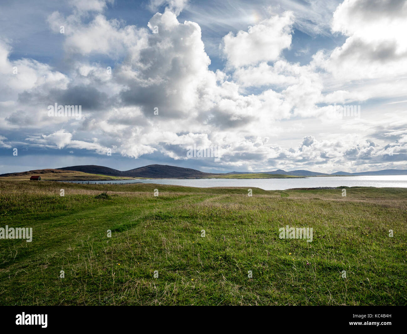 Outer Hebridean Island Of North Uist