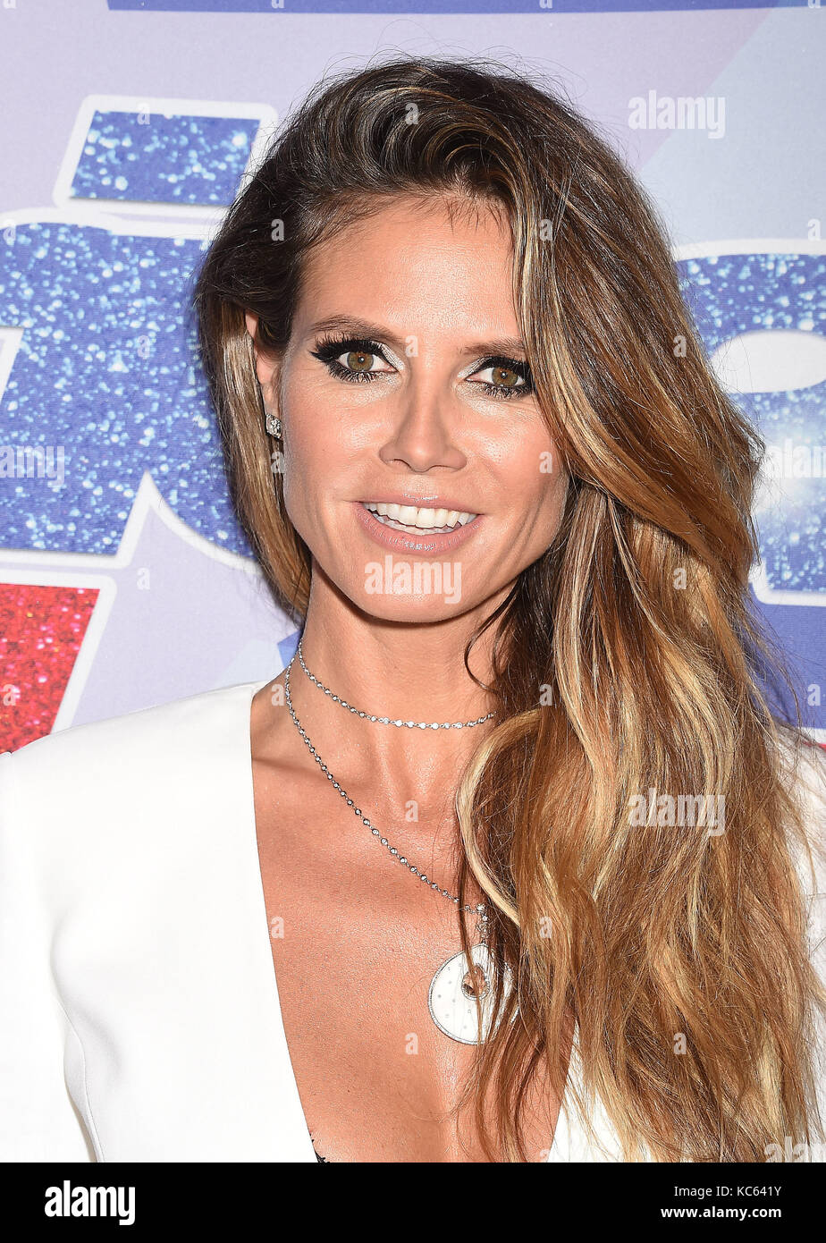 heidi klum 2017 stock photos heidi klum 2017 stock images alamy. Black Bedroom Furniture Sets. Home Design Ideas