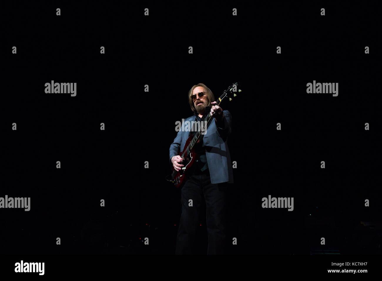 Tom Petty  Philadelphia Tour Date