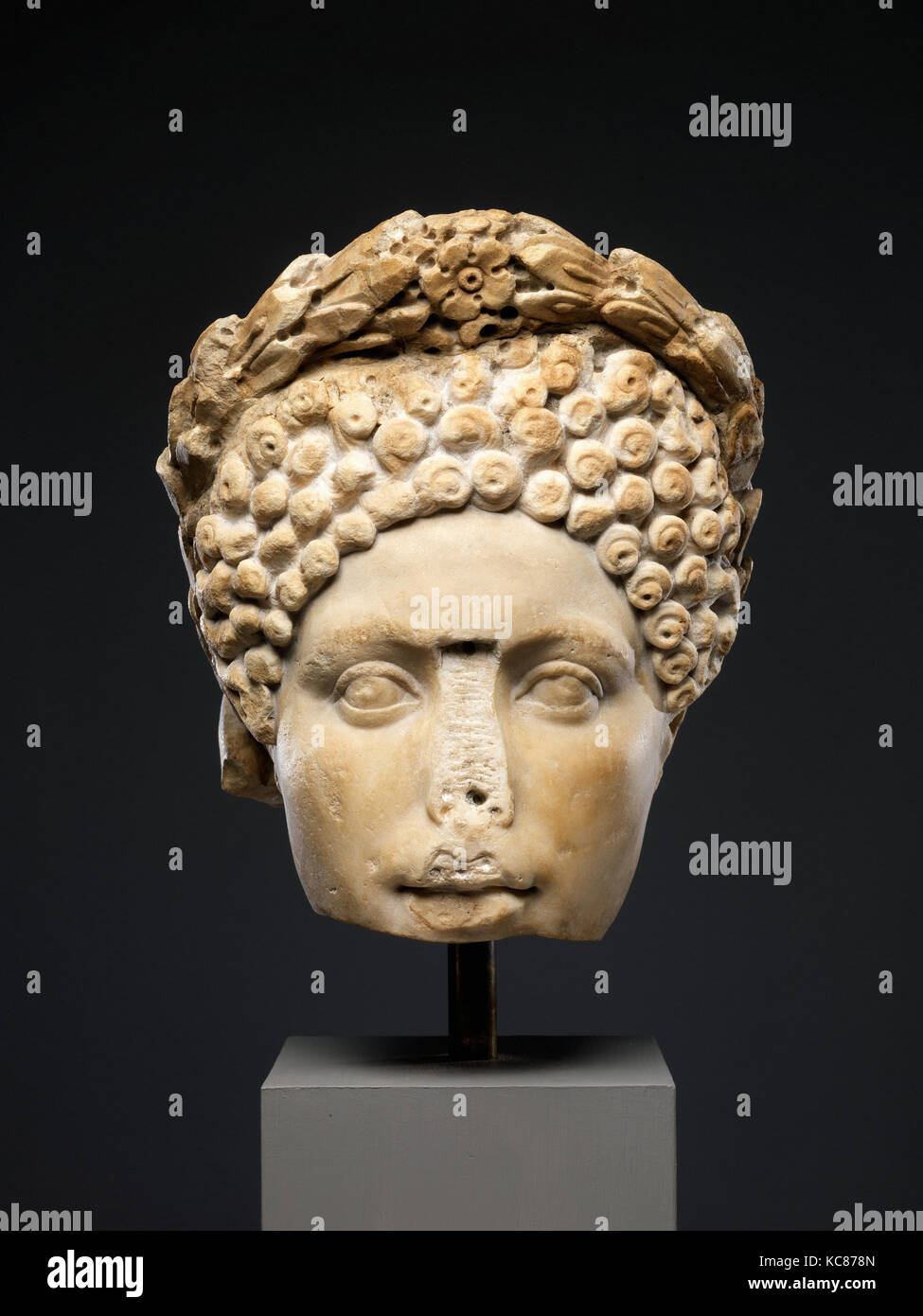 roman portrait sculpture