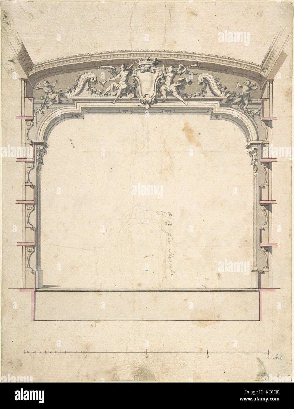 Analysis of the proscenium arch essay