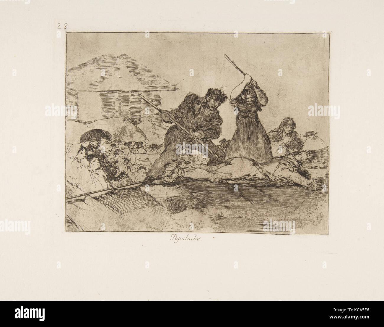 goyas disasters of war