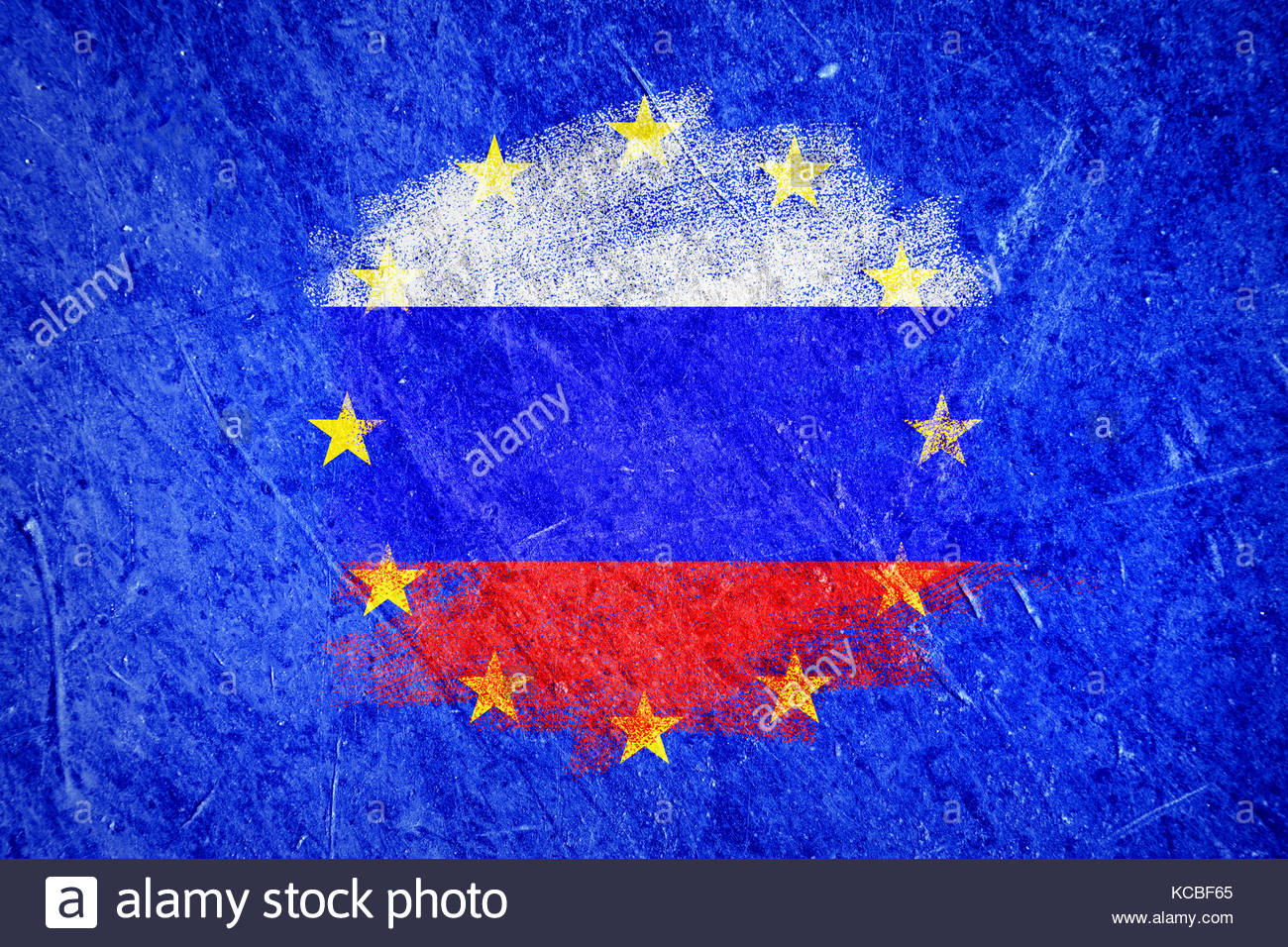 russia relationship with european union