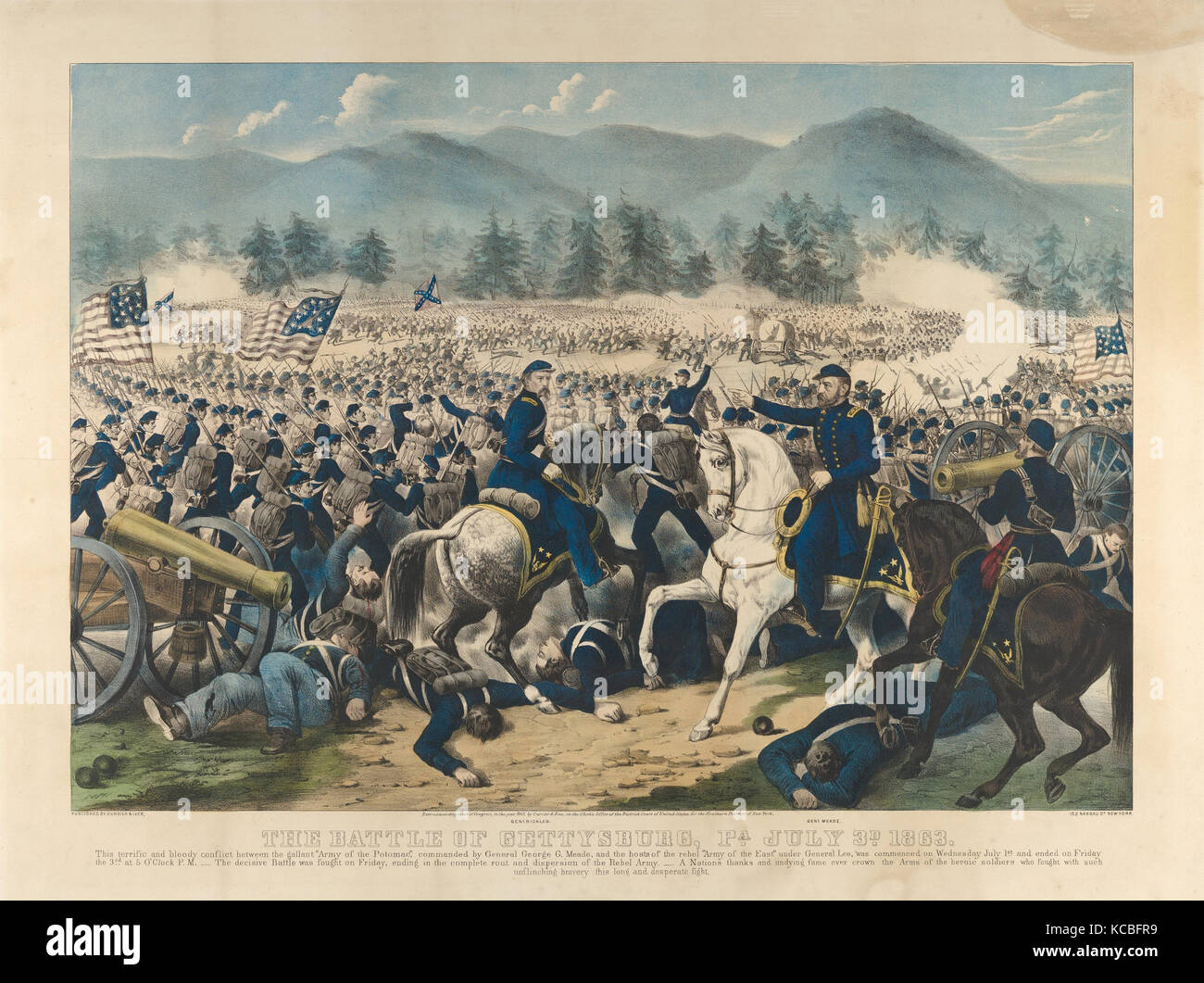 the controversy surrounding the infamous battle of gettysburg Gettysburg: the big question by questions and generated more controversy than the battle of gettysburg and some of those questions and around it, and join the.