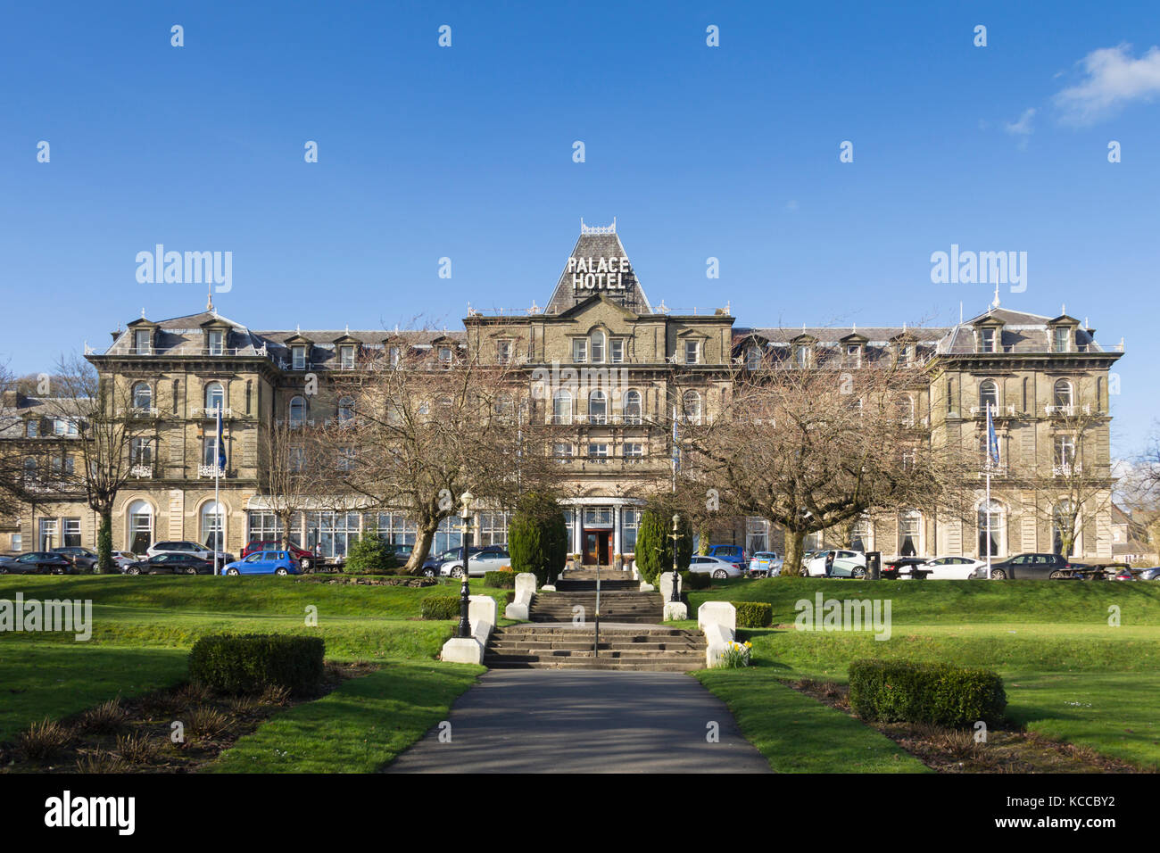 Palace Hotel In Buxton Derbyshire