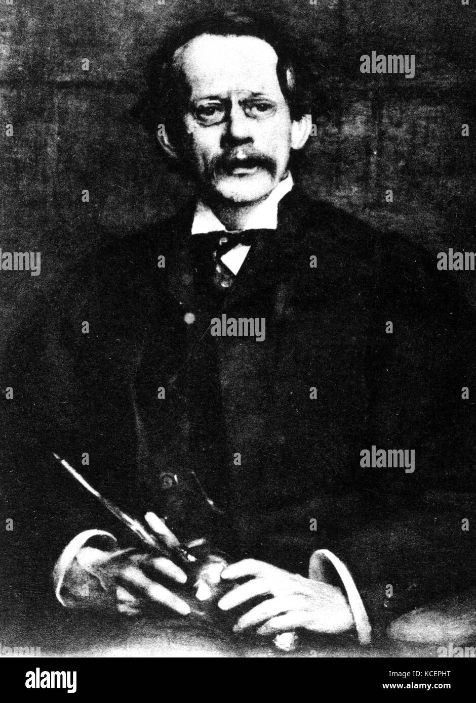 j j thomson The idea that electricity is transmitted by a tiny particle related to the atom was first forwarded in the 1830s in the 1890s, jj thomson managed to estimate its magnitude by performing experiments with charged particles in gases in 1897 he showed that cathode rays (radiation emitted when a.