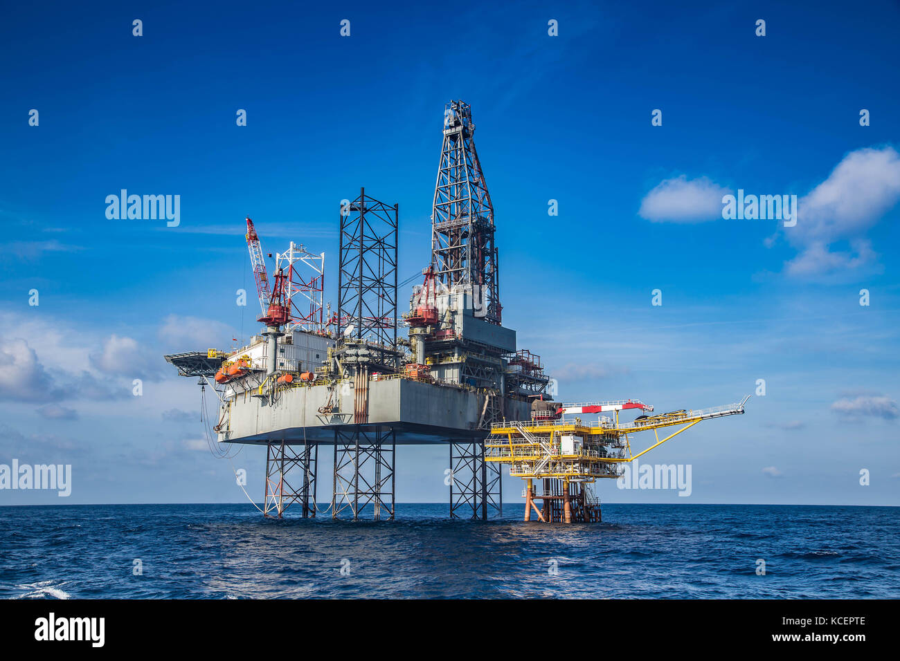 oil and gas exploration and its The oil and gas industry comprises two parts: 'upstream'— the exploration and  production sector of the industry and 'downstream'—the sector which deals with .
