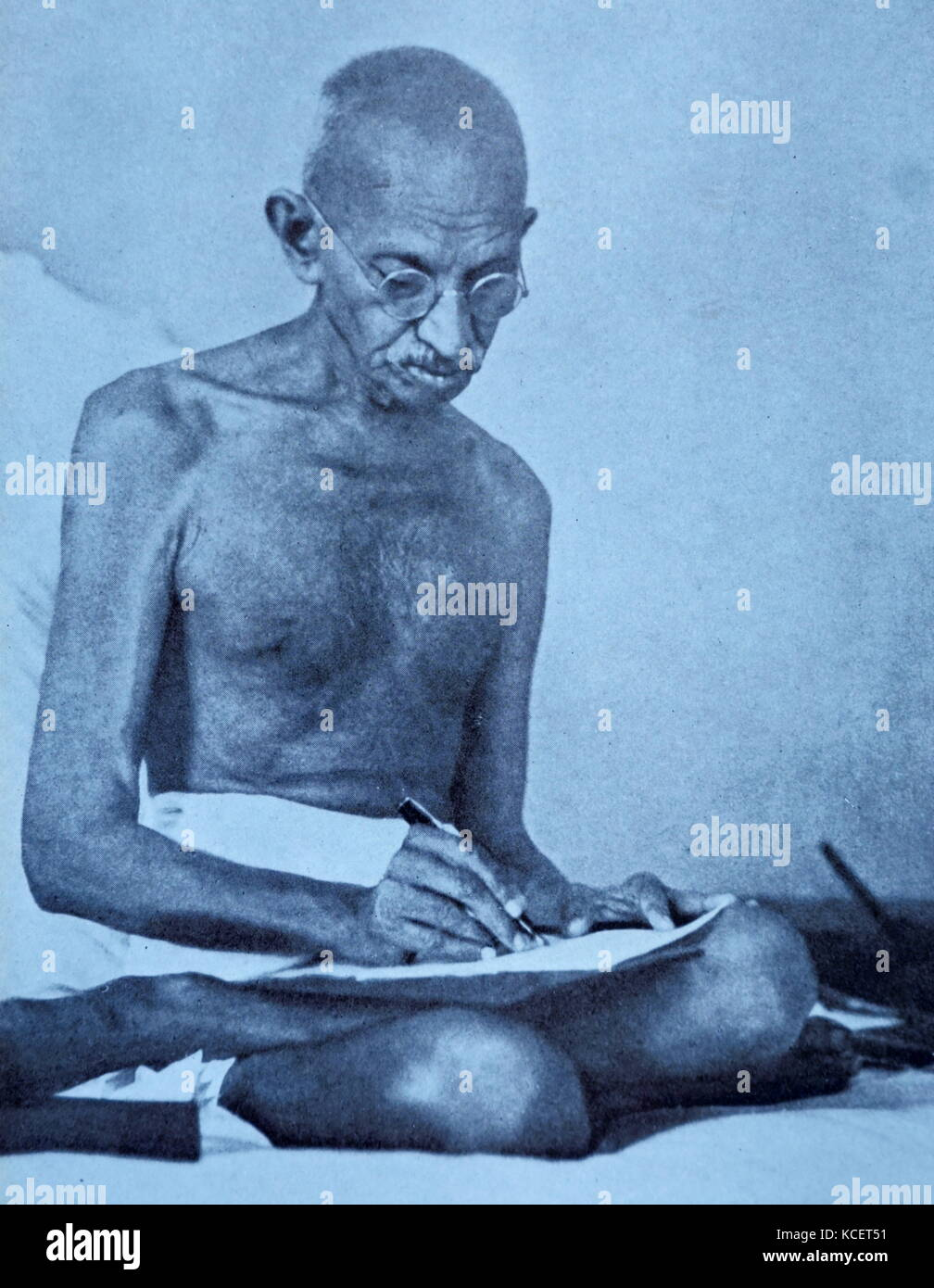 Essay on the Emergence of Gandhi in India's Struggle for Freedom