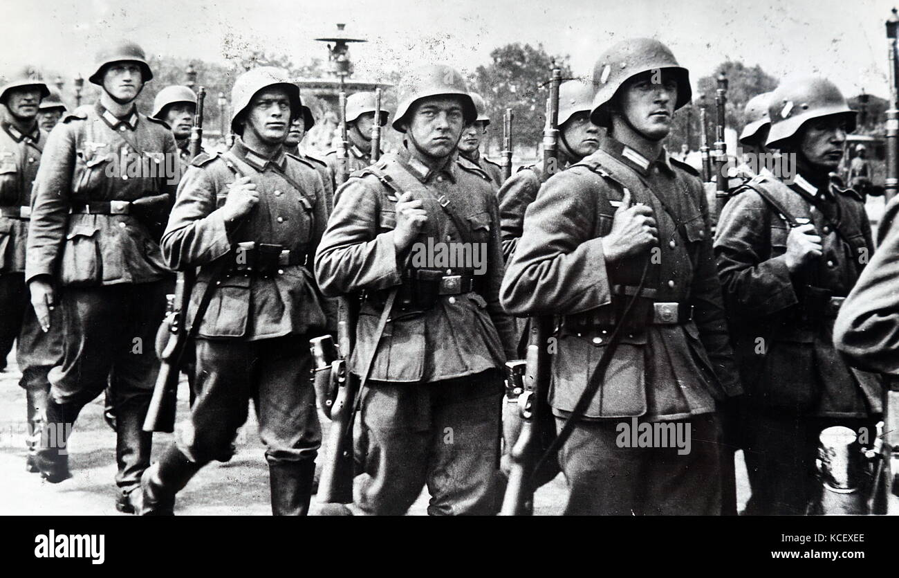 Military history of France during World War II