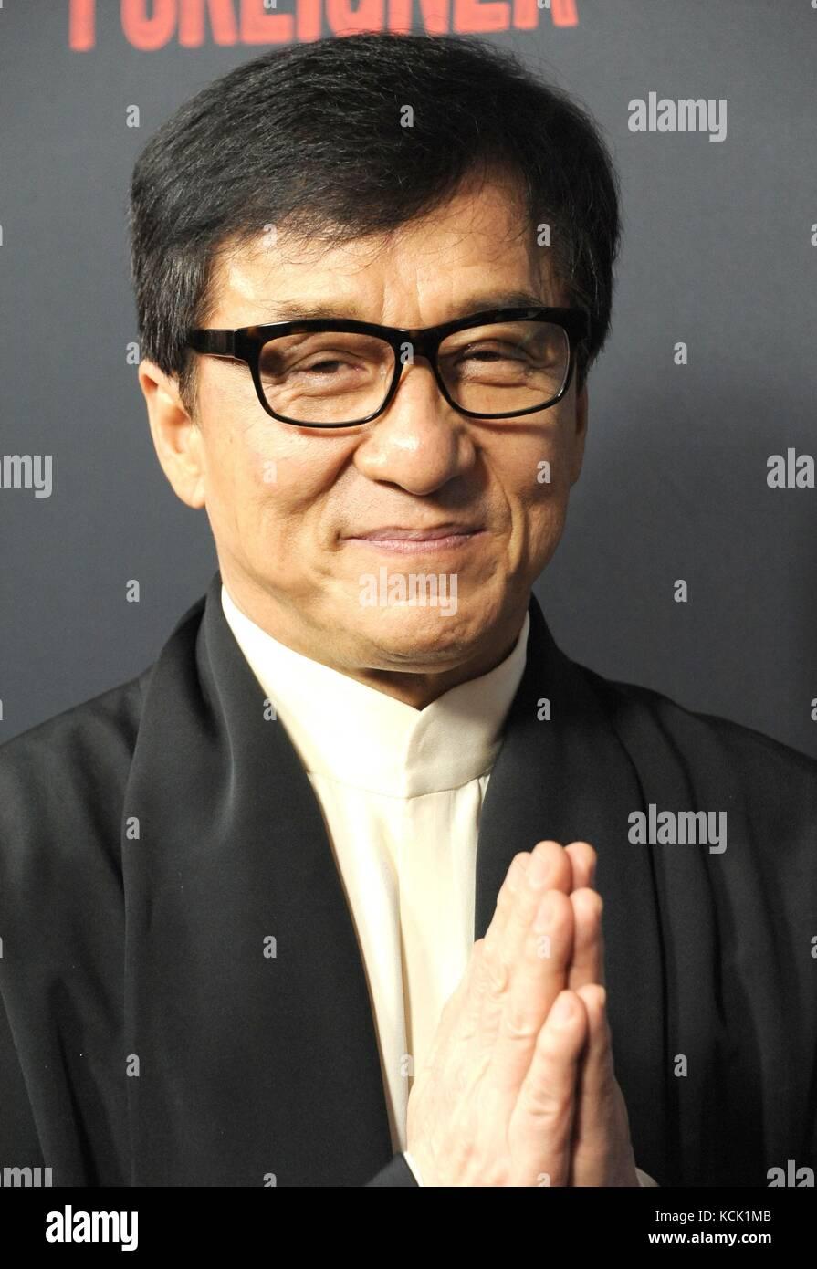 Jackie Chan Red Carpet...