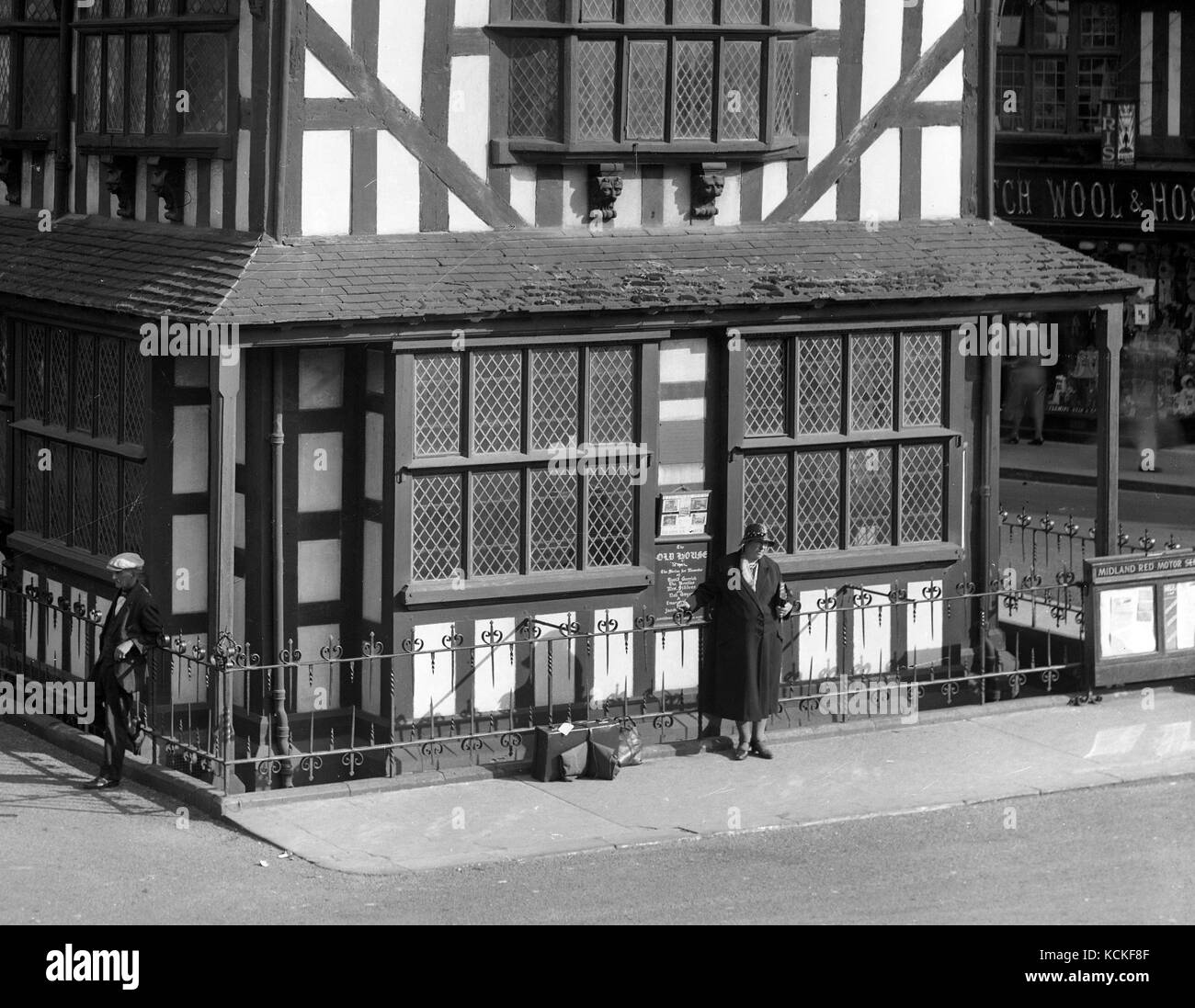 1930s House Black And White Stock Photos Images Alamy