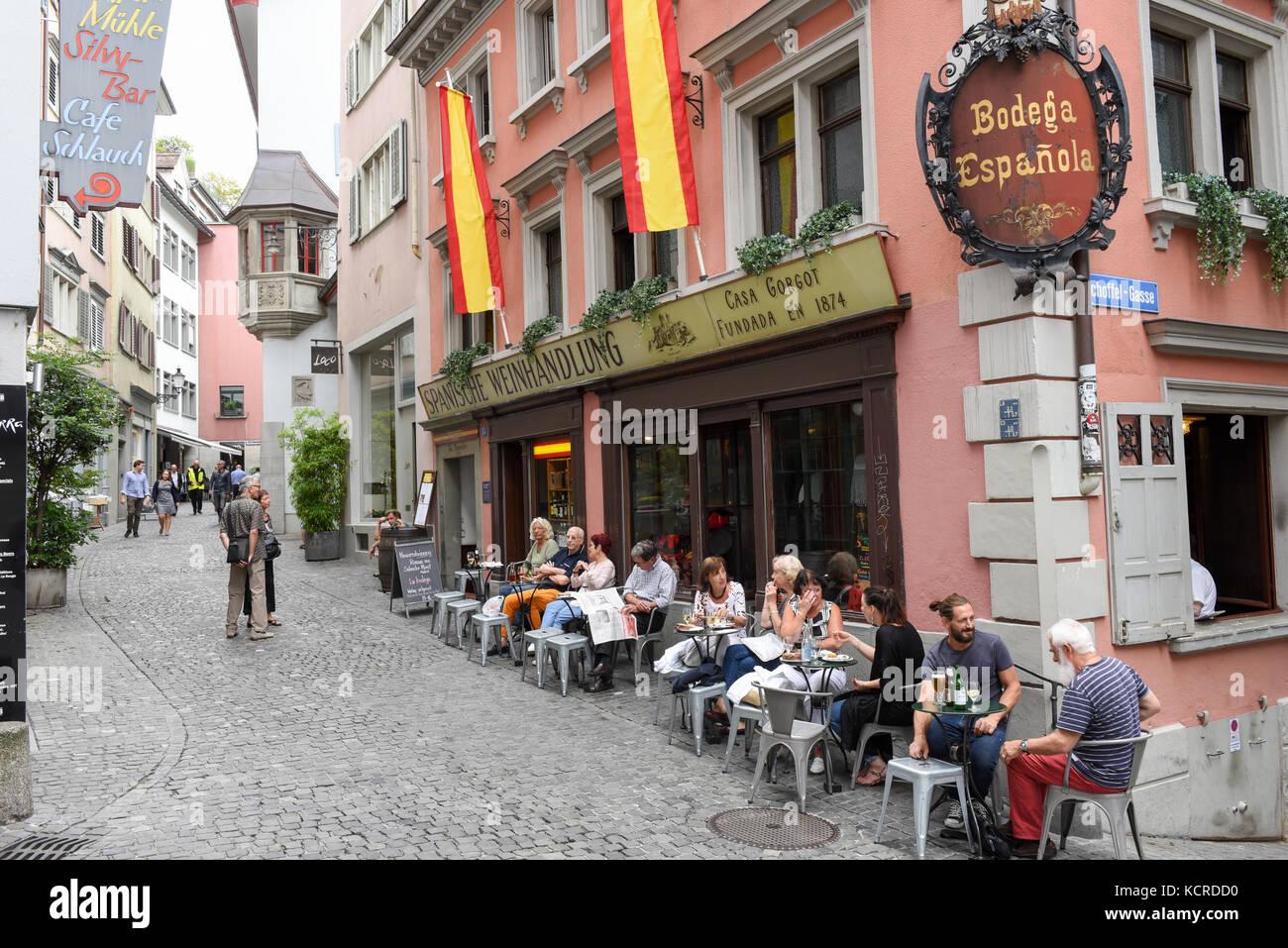 Spanish Restaurant On Church Street