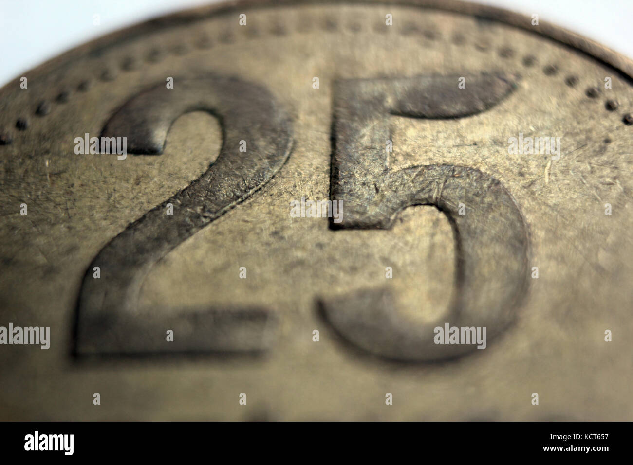 how to clean old copper pennies
