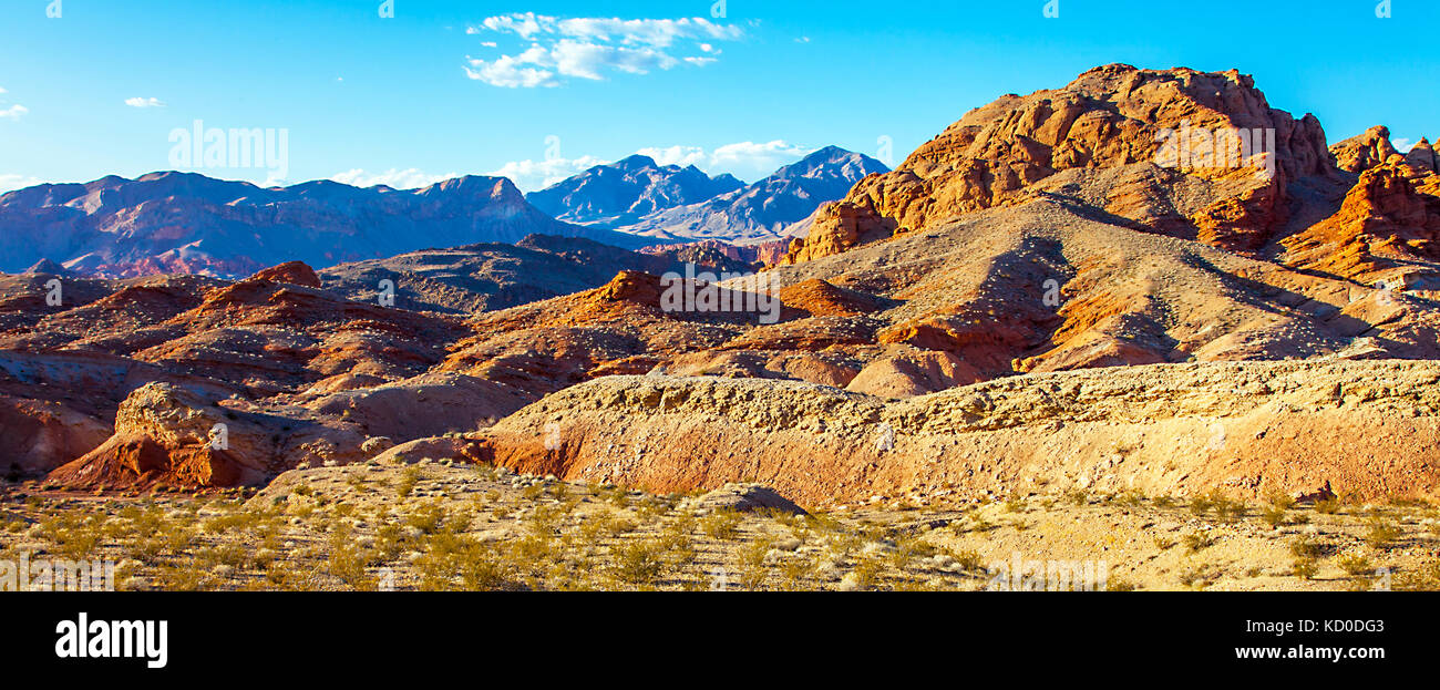 Lake Mead National Recreation Area - Stock Image