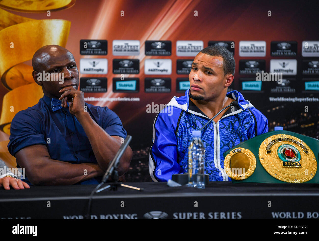 eubank singles His son, chris eubank jr, is also a professional boxer early life eubank with two of the three judges giving the fight to thompson by a single.