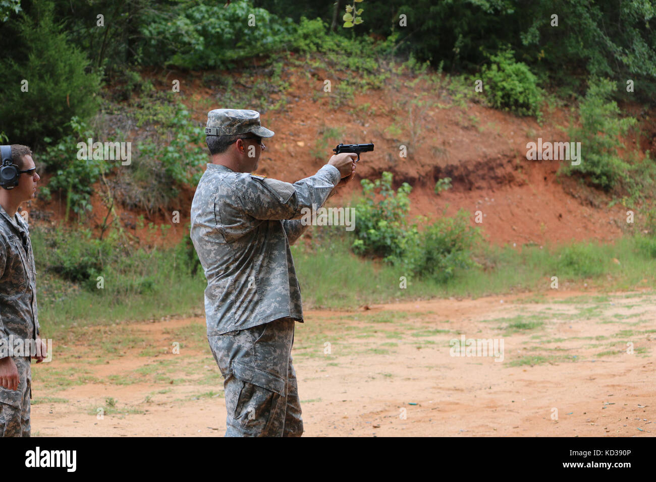 Army Emit Test For Buspar