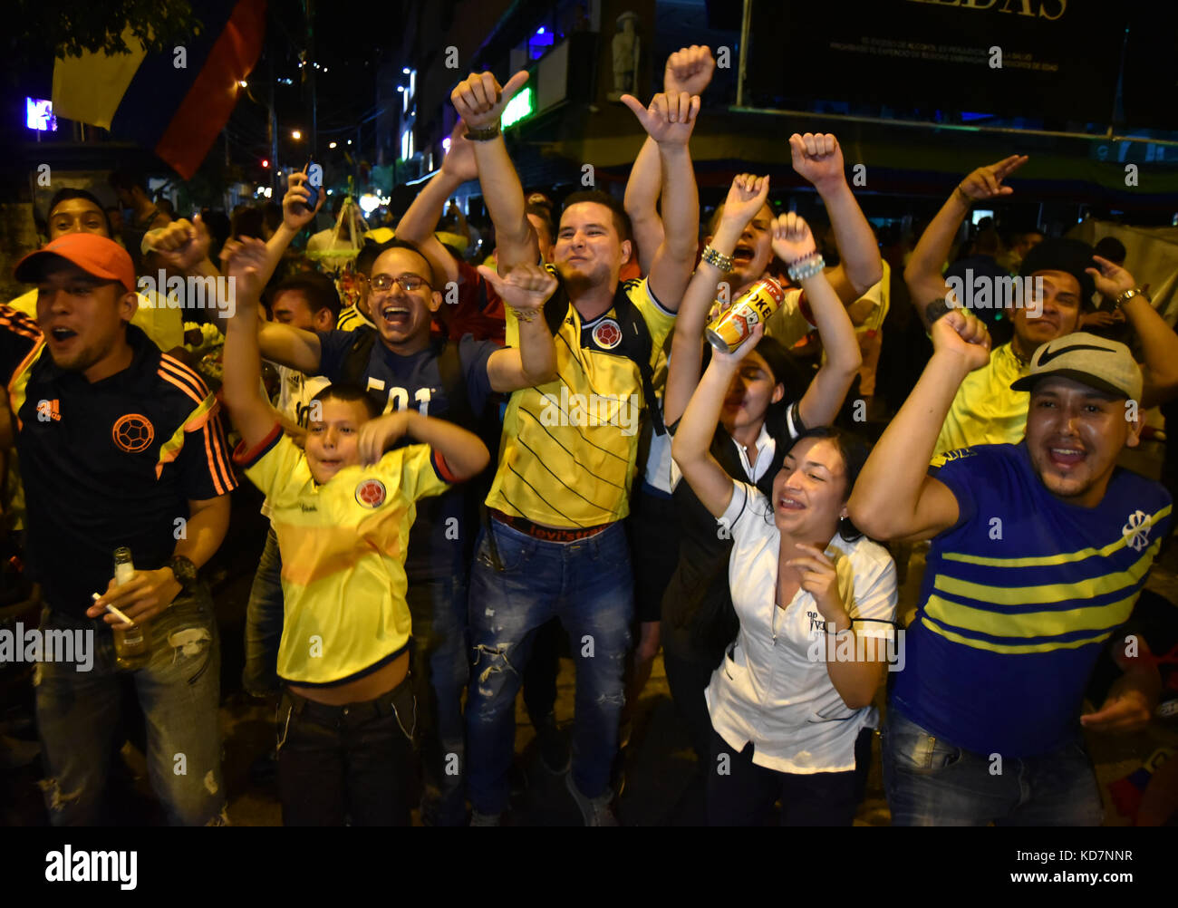 Colombian Fans Colombia Stock Photos & Colombian Fans ...