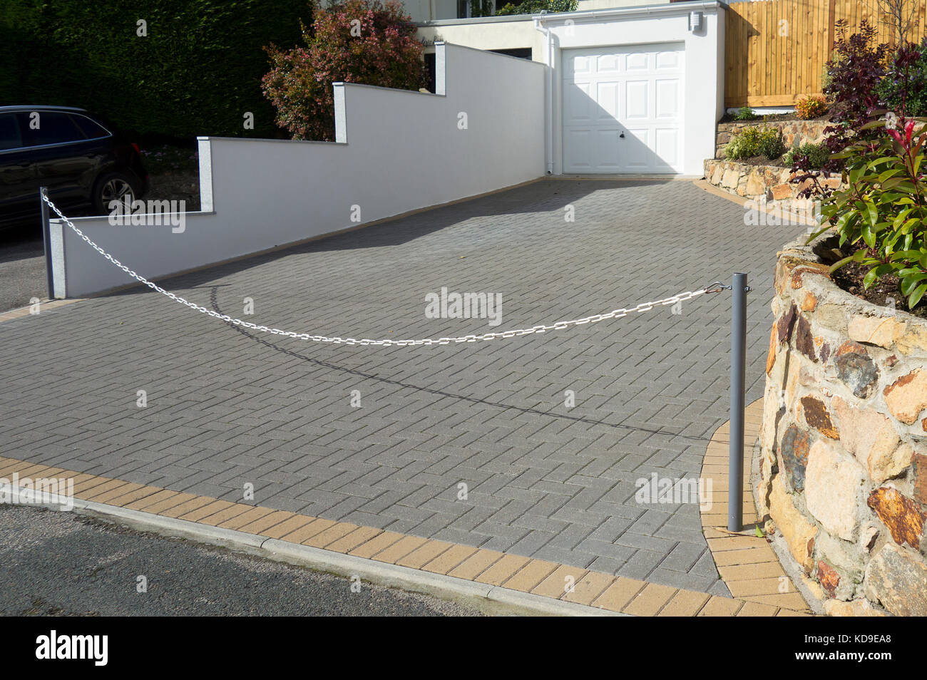 how to make a driveway