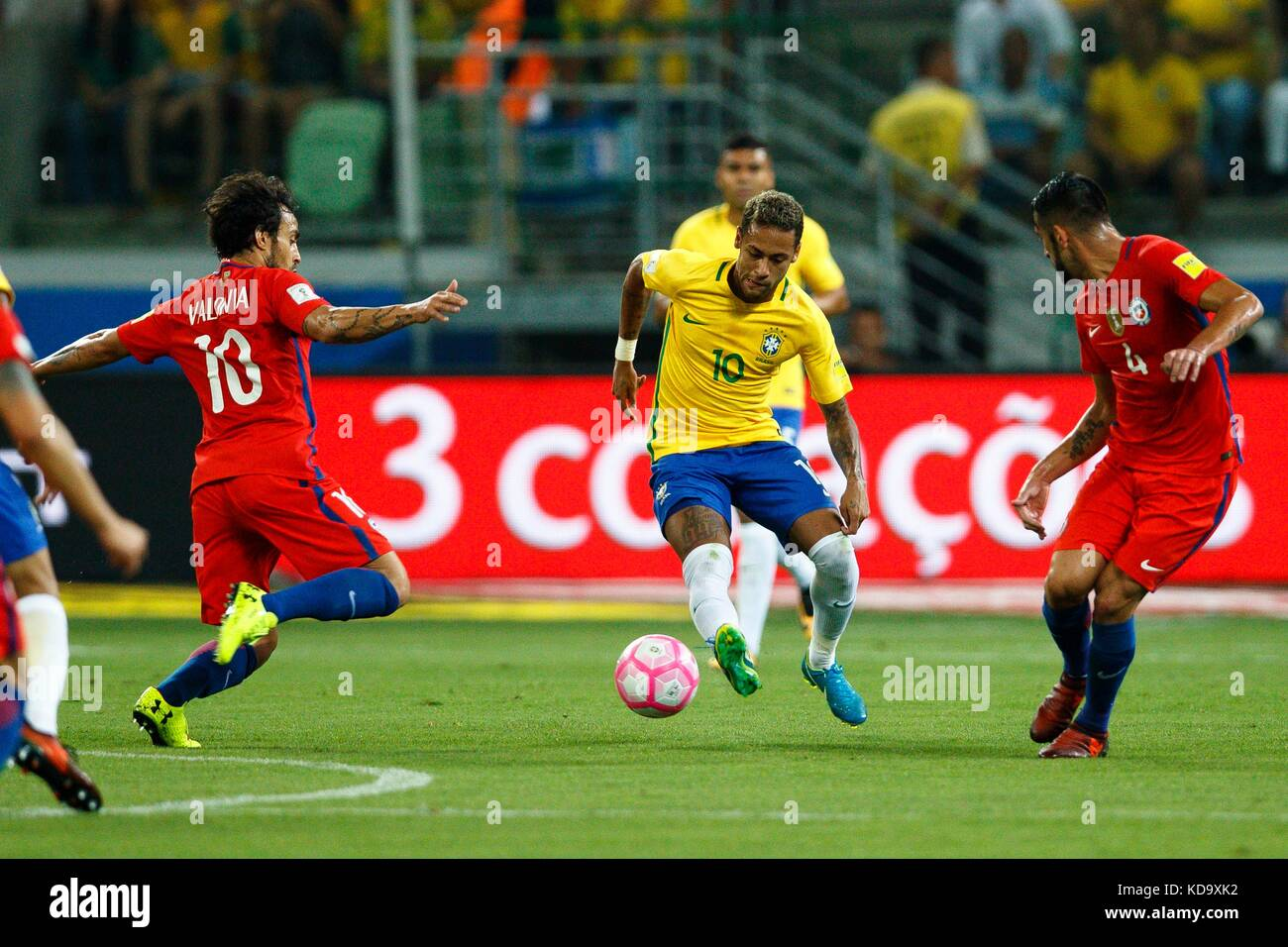 World Cup Qualifiers 2018 Brazil Vs Bolivia