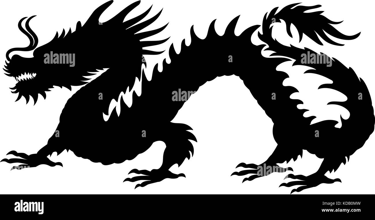 Chinese Dragon Tattoo Stock Photos & Chinese Dragon Tattoo ...